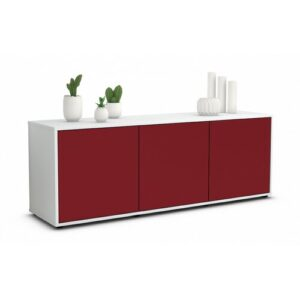 "Fredrick TV Stand for TVs up to 39"" Mercury Row Colour: Red / Matte White"