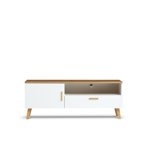"""Frisk TV Stand for TVs up to 49"""" Konsimo"""
