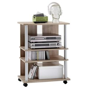 "Gisele TV Stand for TVs up to 28"" Ebern Designs"