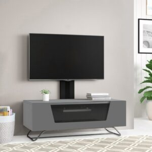 "Gunther TV Stand for TVs up to 50"" Zipcode Design"