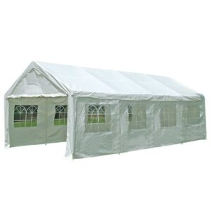 Gutierres 4m x 8m Pop Up Gazebo Sol 72 Outdoor