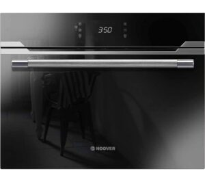 HOOVER HMC 440 TVX Built-in Combination Microwave - Black, Black
