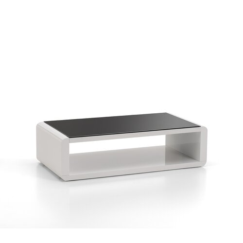 Hendrix Coffee Table Metro Lane Colour: Black