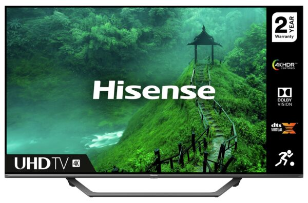Hisense 65AE7400FT 65 Inch Smart 4K Ultra HD LED TV with HDR