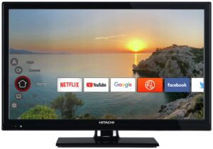 Hitachi 24 Inch 24HB21T65U Smart HD Ready LED TV