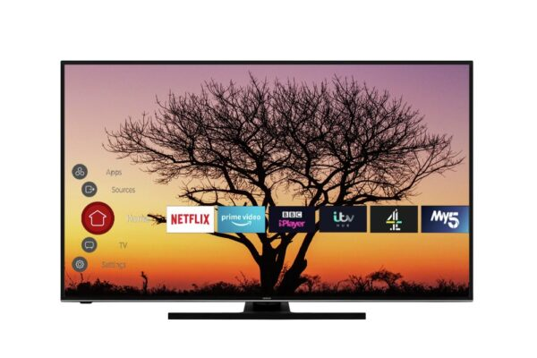Hitachi 50 Inch 50HK25T74U Smart 4K LED HDR TV