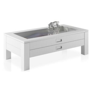 Hubbard Coffee Table with Storage Metro Lane