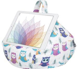 IBEANI Bean Bag Tablet Stand - Owl