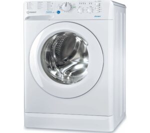 INDESIT Innex BWSC 61251 XW UK N 6 kg 1200 Spin Washing Machine - White, White