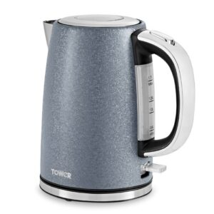 Ice Diamond 1.7L Electric Kettle Tower