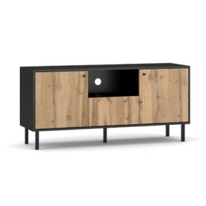 "Ignatius TV Stand for TVs up to 55"" Mercury Row"