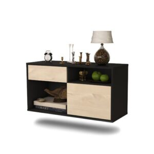 Indianapolis TV Stand Ebern Designs Colour: Cedar