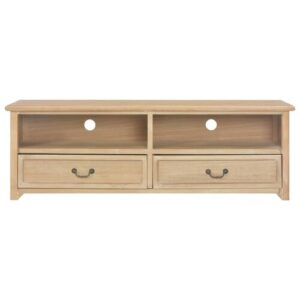 """Jarosz TV Stand for TVs up to 49"""" Brambly Cottage Colour: Beige"""