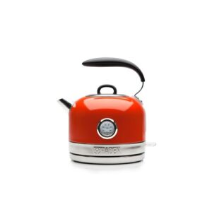 Jersey 1.5L Stainless Steel Electric Kettle HADEN Colour: Marmalade