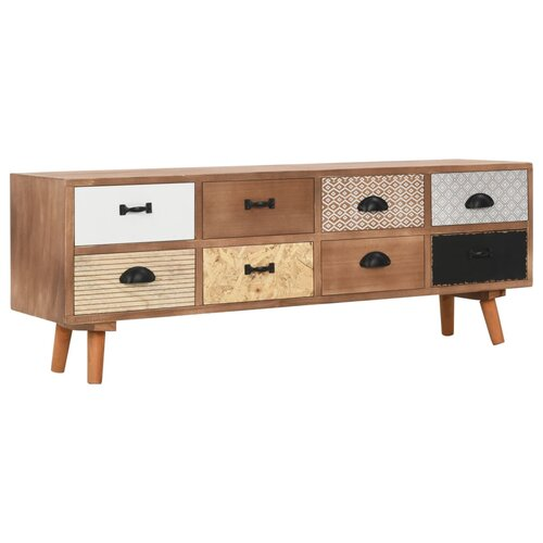 """Jetton TV Stand for TVs up to 40"""" Brambly Cottage"""