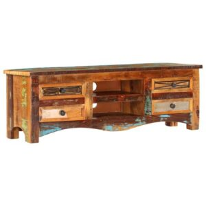 """Johnnie TV Stand for TVs up to 50"""" Bloomsbury Market"""