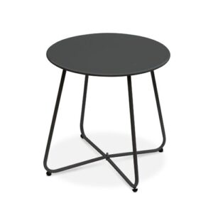 Jordin Thermo Laquered Steel Coffee Table Sol 72 Outdoor