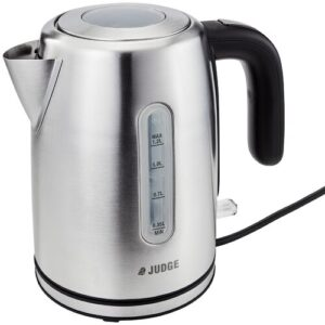 Judge 1.2L Stainless Steel Electric Kettle Judge