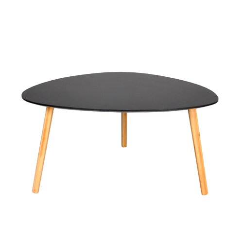 Julien Coffee Table Norden Home Tabletop Colour: Anthracite