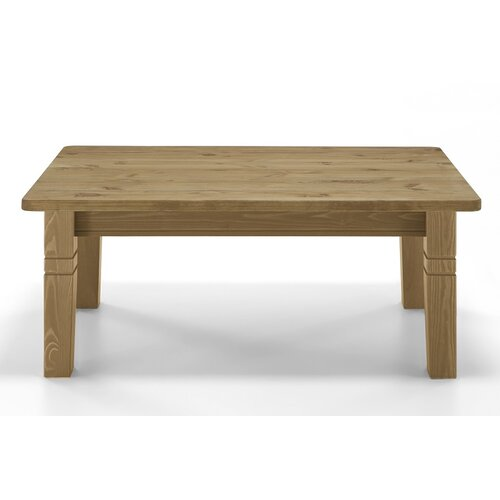 Kelly Coffee Table August Grove Colour: Stained and oiled brown/Brown