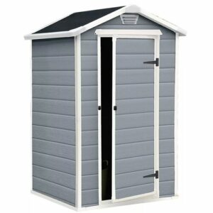Keter Apex Plastic Garden Shed WFX Utility