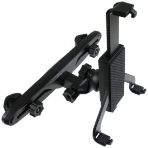 Kit Universal Tablet Car Headrest Mount