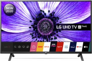 LG 43 Inch 43UN70006LA Smart 4K UHD TV with HDR