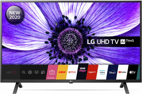 LG 50 Inch 50UN7000 Smart 4K UHD TV with HDR