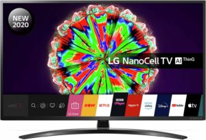 LG 55 Inch 55NANO796 Smart 4K UHD NanoCell TV with HDR