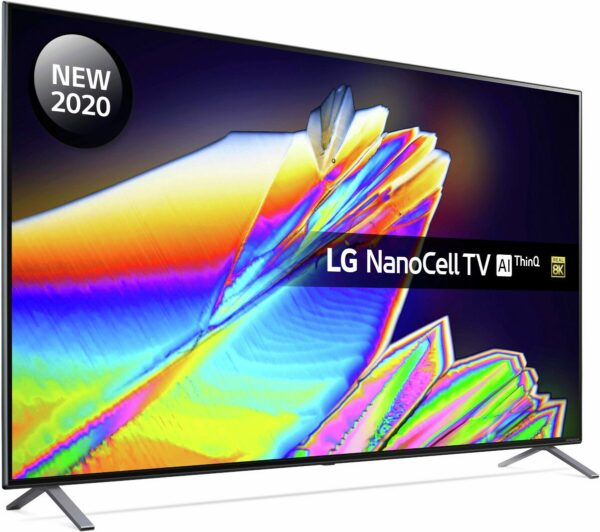 LG 65 In NANO956NA 8K Smart Ultra HD Nanocell TV with HDR
