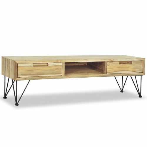 """Leeann TV Stand for TVs up to 50"""" Bloomsbury Market"""