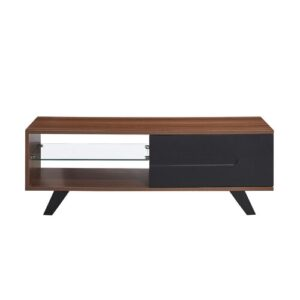 """Lilia TV Stand for TVs up to 55"""" Mercury Row"""