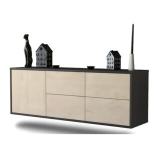Lucana TV Stand Ebern Designs Colour: Cedar