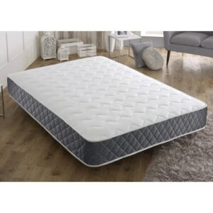 Mailiah Open Coil Mattress Symple Stuff Size: Small Double (4')