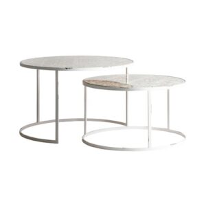Manug 2 Piece Coffee Table Set Bloomsbury Market