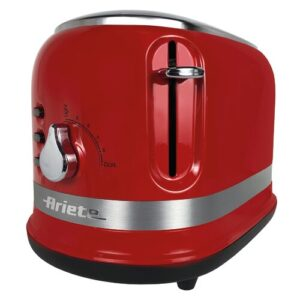 Moderna 1.7L Stainless Steel Electric Kettle Ariete Colour: Red