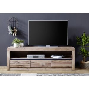 "Montreux TV Stand for TVs up to 78"" Massivmoebel24"