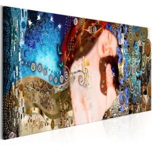 'Mother's Hug' Graphic Art on Wrapped Canvas East Urban Home Size: 40 cm H x 120 cm W