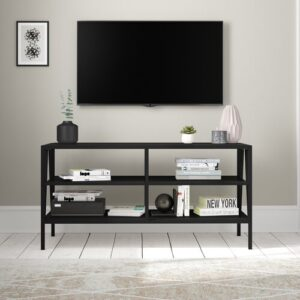 "Norita TV Stand for TVs up to 55"" Ebern Designs Colour: Black"