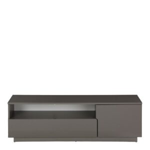 "Oliverio TV Stand for TVs up to 50"" Metro Lane Colour: Grey"