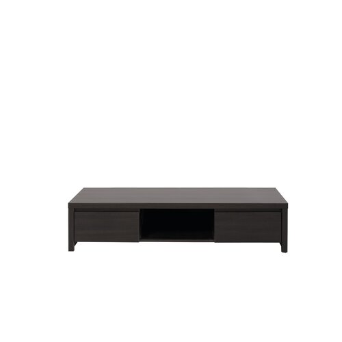 "Ozzy TV Stand for TVs up to 65"" Brayden Studio Colour: Wenge"