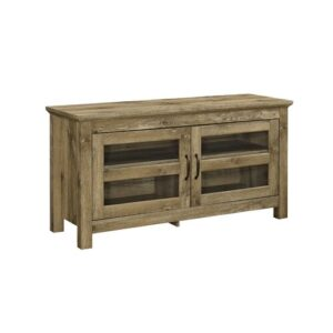 """Pollitt TV Stand for TVs up to 50"""" Wrought Studio Colour: Barnwood"""