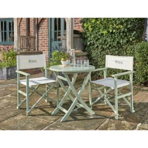 RHS Rosemoor 2 Seater Bistro Set Kettler UK