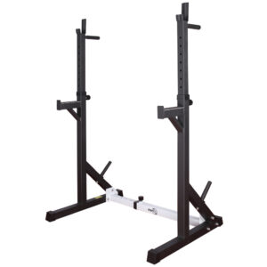 RIP X Adjustable Squat Dip Rack Weight Lifting Stand Power Cage Frame
