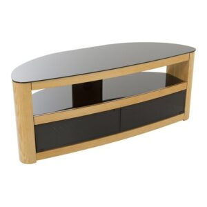 "Ringling TV Stand for TVs up to 65"" Ebern Designs Colour: Sonoma Oak"