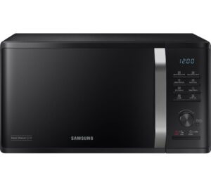 SAMSUNG MW3500K Heat Wave Microwave with Grill - Black, Black