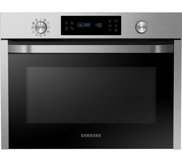 SAMSUNG NQ50J3530BS/EU Built-in Combination Microwave - Stainless Steel, Stainless Steel