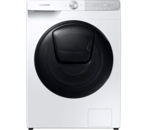 SAMSUNG WW80T854DBH/S1 WiFi-enabled 8 kg 1400 Spin Washing Machine - White, White