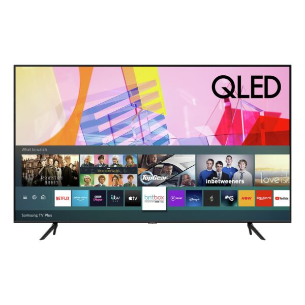 Samsung 85 Inch QE85Q60T Smart Ultra HD QLED TV with HDR