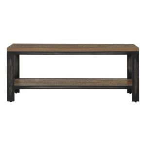 Sarina Coffee Table Williston Forge Colour: Brown Oak
